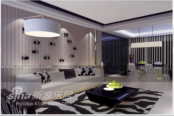 欧式 复式 客厅图片来自用户2745758987在保利叶上海59的分享