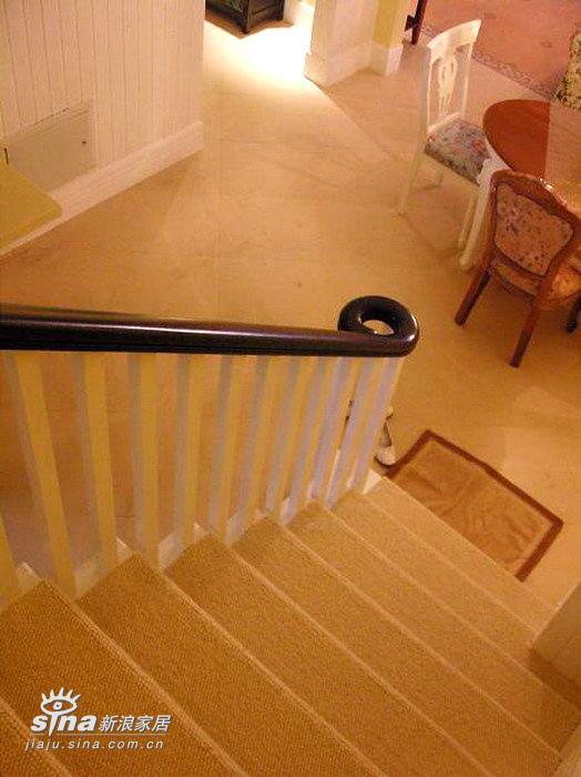 其他 跃层 楼梯图片来自用户2737948467在简洁又大方田园风格31的分享