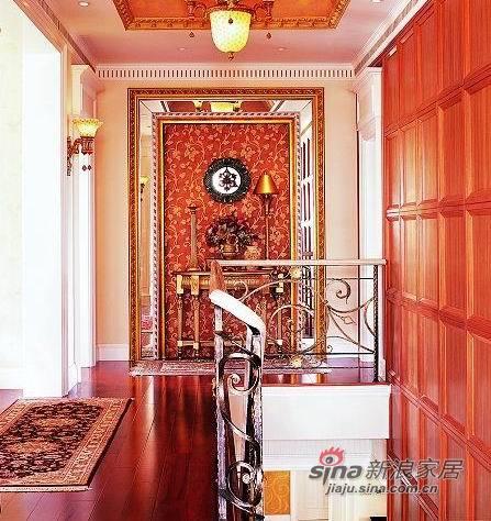 欧式 二居 客厅图片来自用户2746948411在5万装出欧式唯美2居超美家83的分享