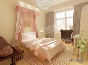 现代 三居 儿童房 公主房图片来自阳光力天装饰在北宁湾-三室两厅一厨两卫-现代风格21的分享