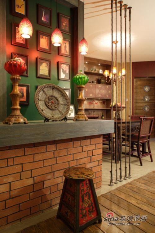 中式 四居 客厅图片来自用户1907662981在【多图】新混搭177平中式风格89的分享