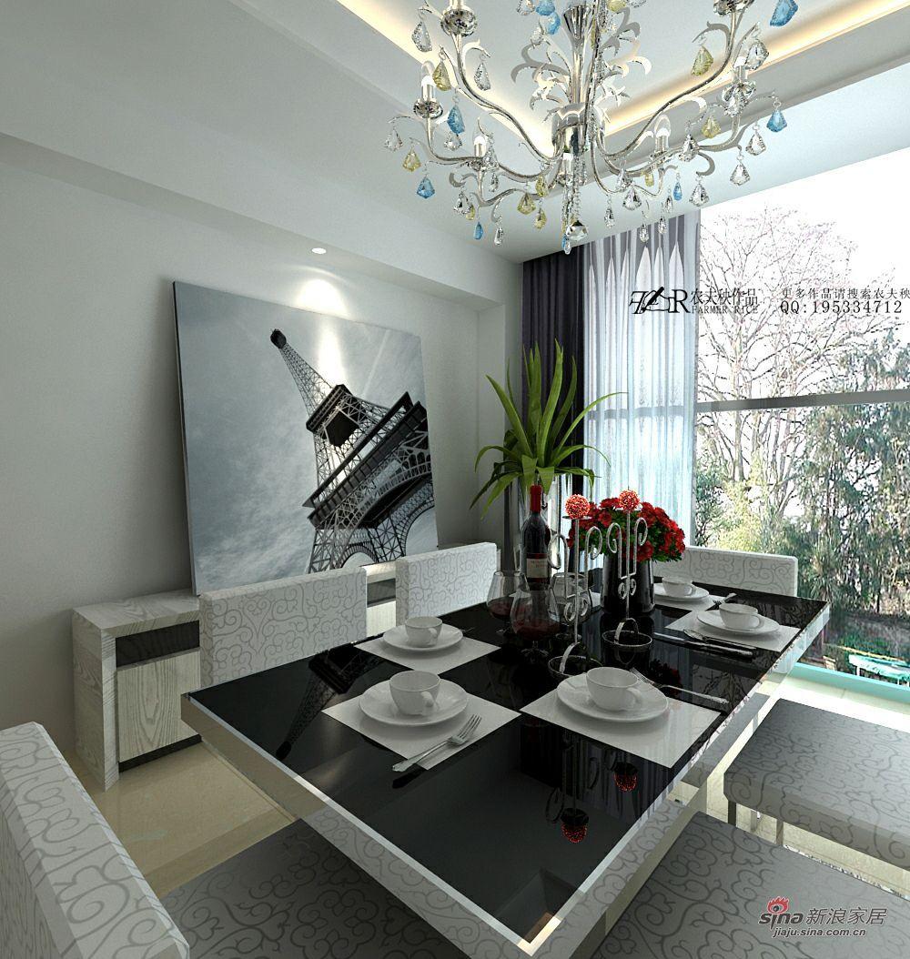 简约 一居 客厅图片来自用户2558728947在黑白灰几何写意空间92的分享