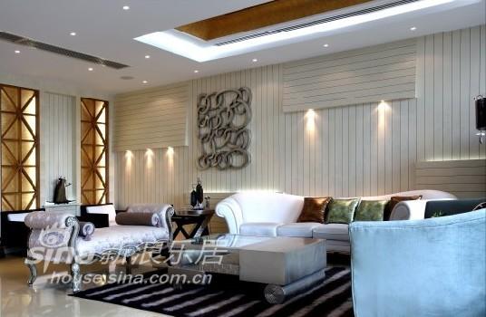 欧式 别墅 客厅图片来自用户2746948411在世茂滨江84的分享