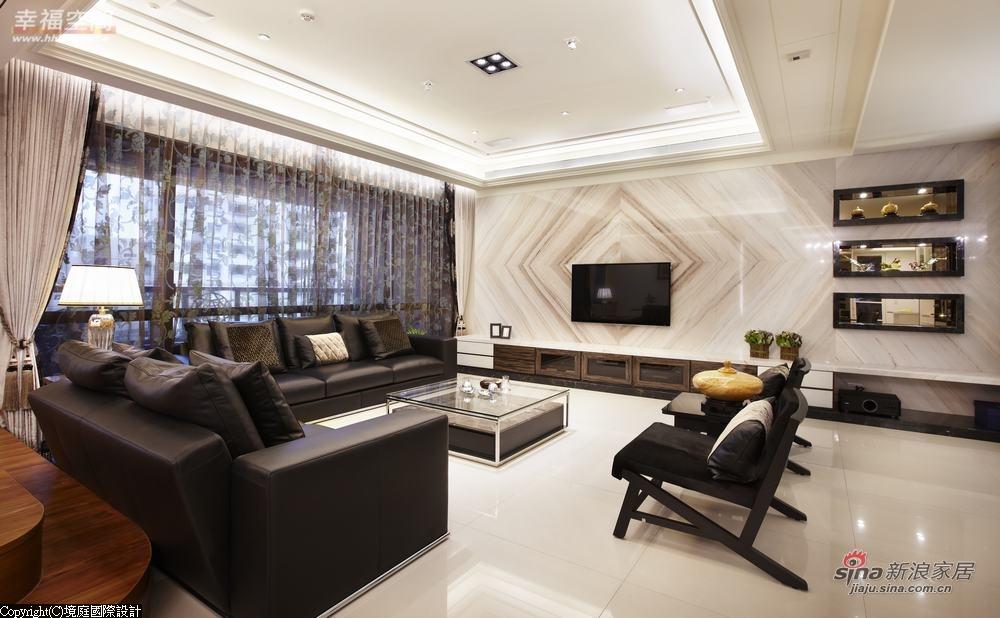 新古典 四居 客厅图片来自幸福空间在【高清】198平全然开敞 纵横无尽54的分享
