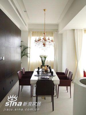 简约 别墅 餐厅图片来自用户2558728947在现代简约风格的别墅19的分享