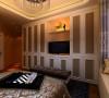 130平后现代三居室11