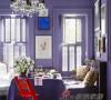 紫色64平完美收纳3口之家91