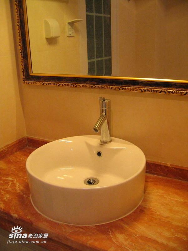 卫生间漂亮的面盆