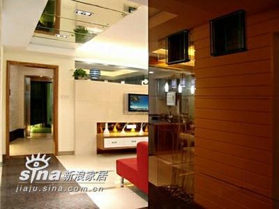简约 其他 客厅图片来自用户2745807237在御景华城示范单位-SOHO现代75的分享
