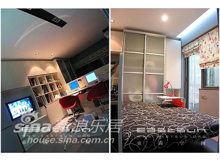 简约 一居 客厅图片来自用户2745807237在小户型设计323的分享