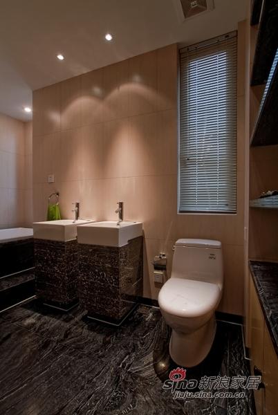 中式 别墅 卫生间图片来自用户1907659705在【多图】新潮中式风格55的分享