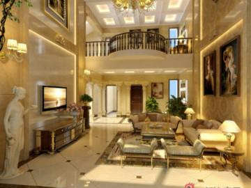 28万豪装370平奢华古典家62