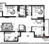 方大·胜景-三居室-169平米-现代简约48