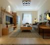 复地东湖国际三居室简约装修设计45