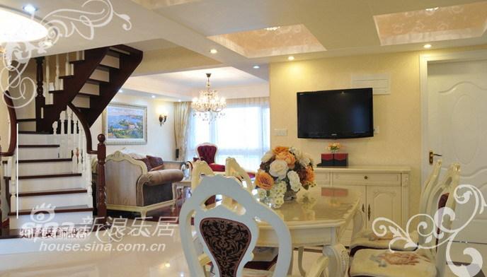 欧式 三居 客厅图片来自用户2757317061在柔美欧式家-梧桐城邦15的分享