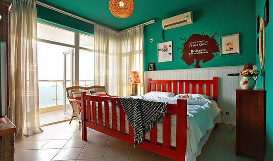 卧室 清新图片来自用户2557013183在喜欢的家装图片的分享