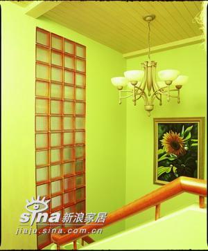 其他 别墅 楼梯图片来自用户2558746857在乡村系列346的分享