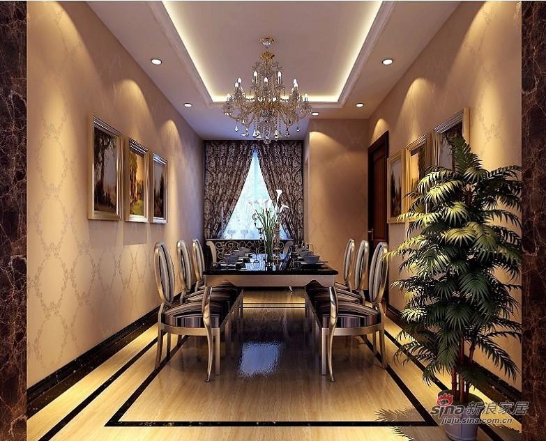 欧式 复式 餐厅图片来自用户2757317061在欧式奢华—罗特鲁瓦的下午茶26的分享