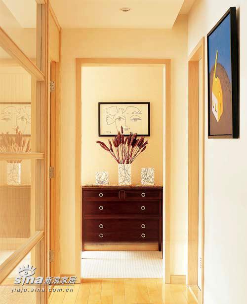 其他 其他 玄关图片来自用户2558757937在奇特的纯木制的家 二人温馨世界样板房16的分享