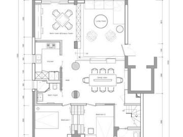 住220㎡复式公寓,观山水美景--折子戏22