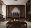 创意中式别墅设计78