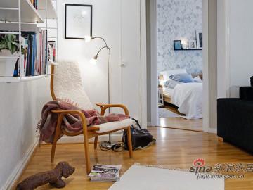 56平北欧风小公寓 让春天在家中绽放41