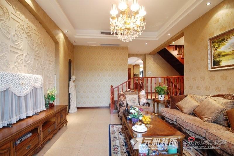 欧式 二居 客厅图片来自用户2746948411在经典欧美范儿家居设计52的分享