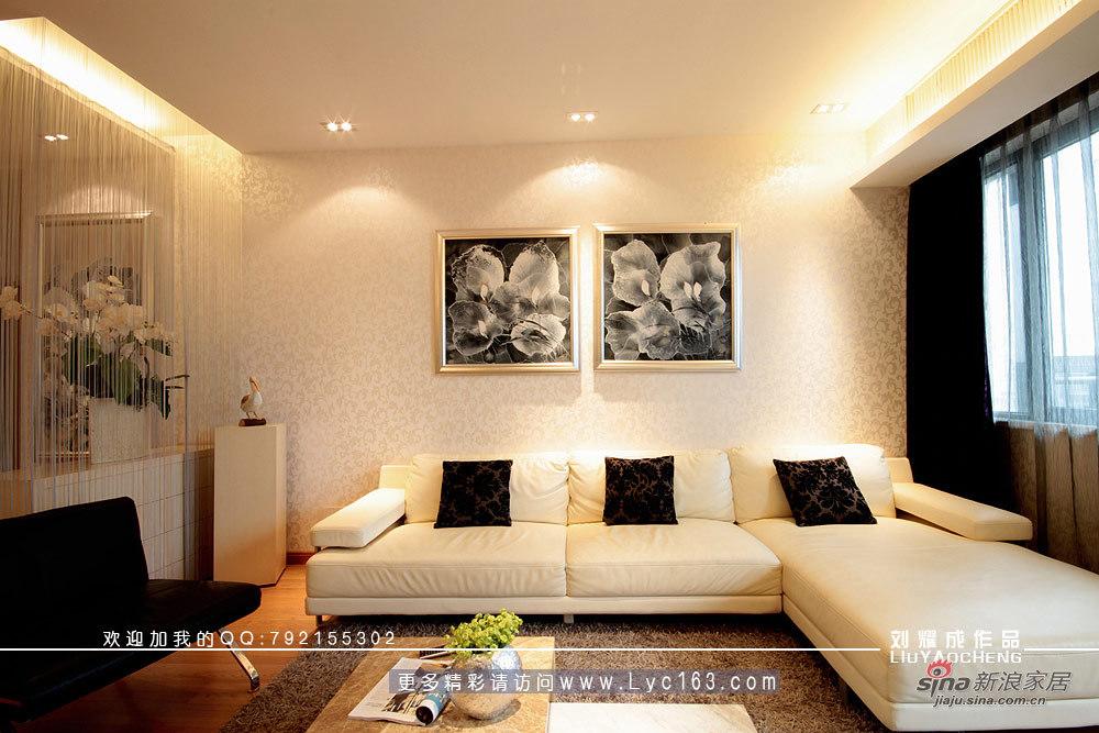 简约 四居 客厅图片来自用户2557010253在品味雅致生活--多变空间(实景图)98的分享