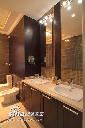 中式 别墅 卫生间图片来自wulijuan_16在万城华府 博洛尼47的分享