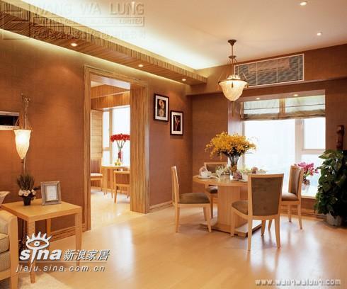 简约 三居 餐厅图片来自用户2737735823在木纹的世界23的分享
