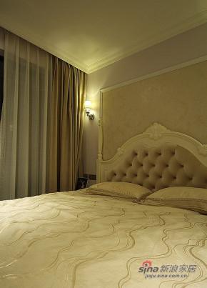 现代 二居 卧室 公主房图片来自装修微日记在【高清】21万豪装86平现代时尚婚房62的分享