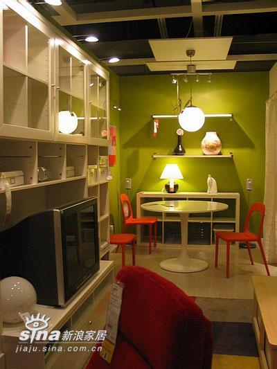 简约 一居 客厅图片来自用户2739153147在宜家样板间系列84的分享