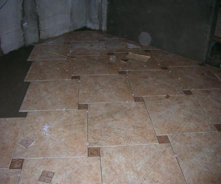 地砖铺完要养护