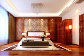 中国风 舒适 优雅 小资 高富帅 中式 卧室图片来自北京合建装饰在优雅舒适中式居所的分享