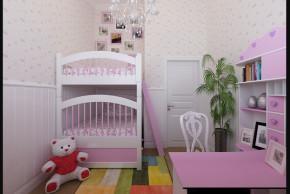 美式 舒适 白领 80后 温馨 儿童房图片来自北京合建装饰在美式家园的分享