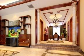 中国风 舒适 优雅 小资 高富帅 中式 餐厅图片来自北京合建装饰在优雅舒适中式居所的分享