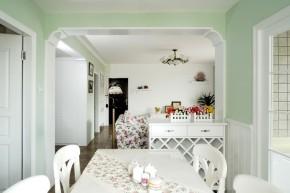 田园 公主房 舒适 温馨 80后 白富美 餐厅图片来自北京合建装饰在美美的田园风居室的分享