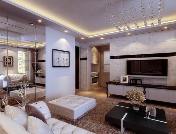 简欧 现代 奢华 白领 80后 白富美 客厅图片来自sakura.zhou23在默认专辑的分享