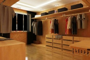 大空间 舒适 宽敞 80后 高富帅 衣帽间图片来自贾凤娇在国瑞紫金台大空间的享受的分享