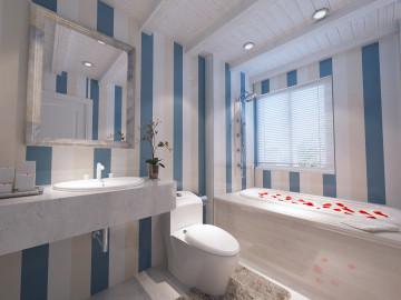 新华街二里两居室98地中海改造
