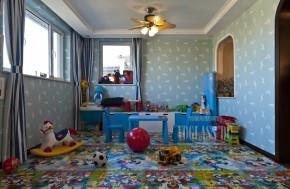 别墅 收纳 欧式 新古典 尚层 儿童房图片来自尚层别墅装修在尚层莱蒙湖别墅新古典风格案例的分享