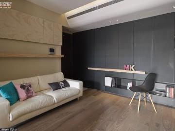 40 m²环状动线  小坪数最大可能