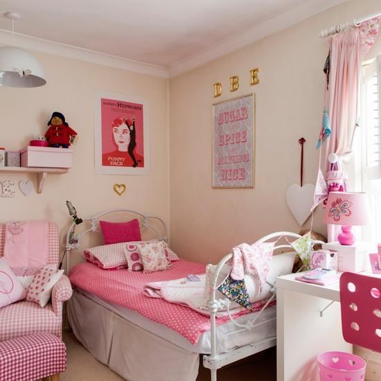 粉嫩的家居生活,简单又舒适!