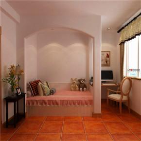 三居 舒适 自然 欧式 儿童房图片来自朗润装饰工程有限公司在东南亚180平清新绿意舒适四居室的分享