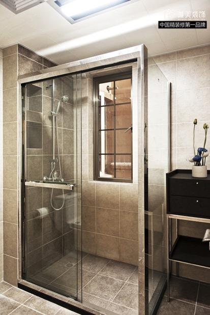 简约 三居 卫生间图片来自唯美装饰在玫瑰湾素净淡雅3居的分享