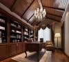 【实际案例】龙熙顺景240平米美式风格,总造价42万,经典美式值得借鉴