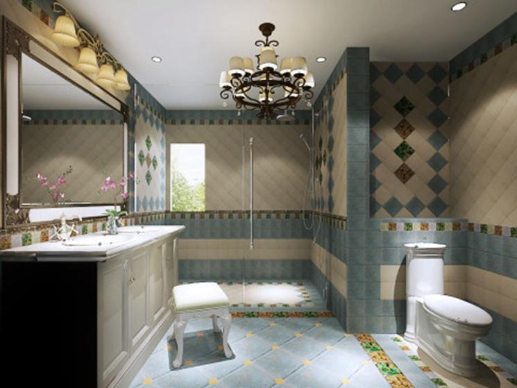 白富美 小资 80后 优雅女人 卫生间图片来自贾凤娇在优雅女生的田园家的分享