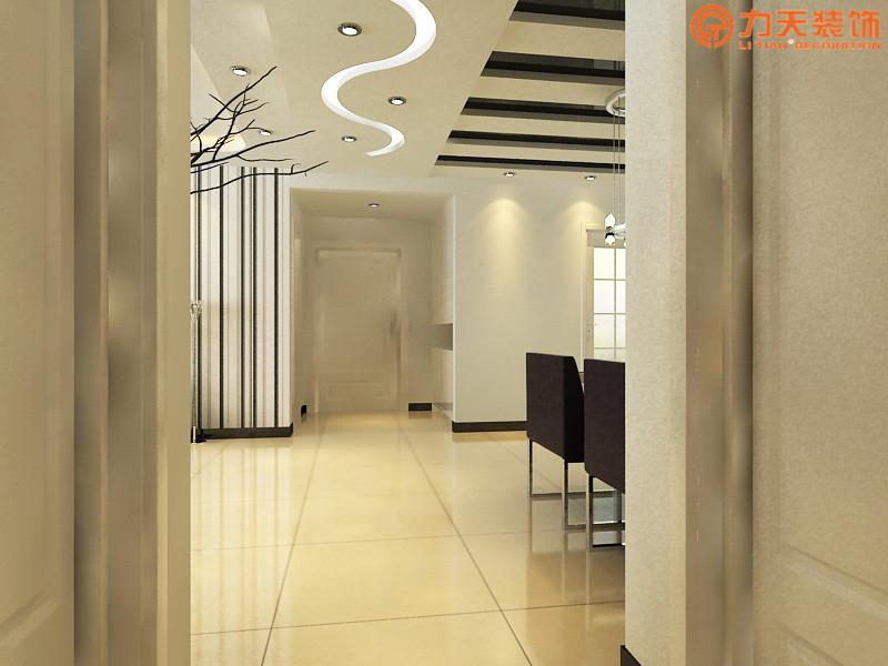 简约 三居 其他图片来自阳光力天装饰在卫津领寓-147.27㎡-现代简约的分享