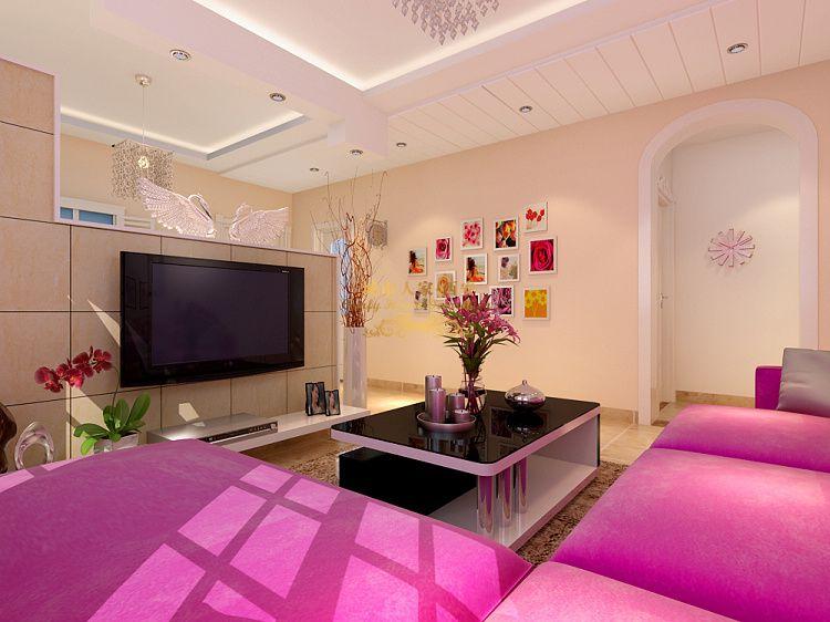 城市人家 客厅图片来自西安城市人家装饰在缤纷南郡-现代简约-119.3平米的分享