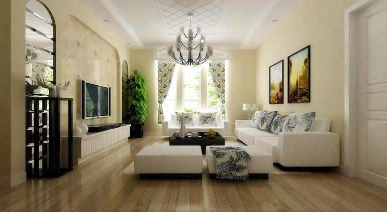 清新 白富美 优雅女生 客厅图片来自北京合建装饰在清新优雅的田园风格居室的分享